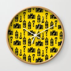 Urban Elements Wall Clock