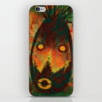 Spirit Mask iPhone & iPod Skin