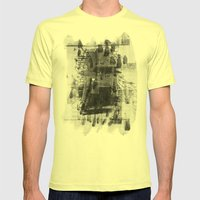 Ride The Glory  Mens Fitted Tee Lemon SMALL