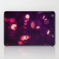 Glowing II iPad Case