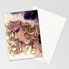 Les plumes... Stationery Cards