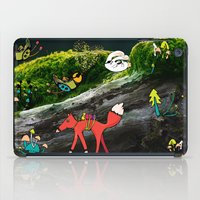 Forest Life iPad Case
