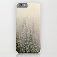 iPhone Cases featuring Mountain Haze by Kurt Rahn