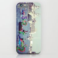 Baltimore Inner Harbor iPhone 6 Slim Case