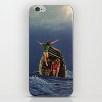 TUMULT iPhone & iPod Skin