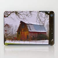 Remnants of a Simpler Time - The Barn iPad Case