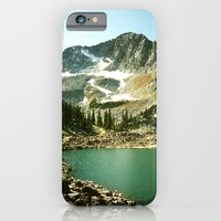 iPhone & iPod Case featuring Wasatch Wandering by Dolphin and Cow