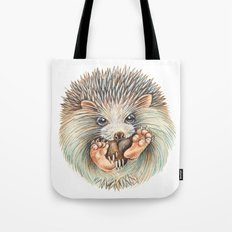 Hedgehog ball Tote Bag