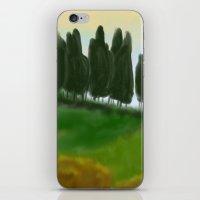 Tree Hill iPhone & iPod Skin