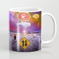 The Day of the Jellies Mug