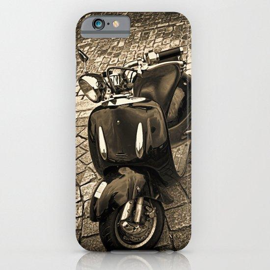 Motorroller iPhone & iPod Case