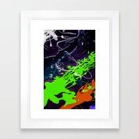 KOLORS 5 Framed Art Print