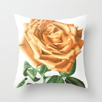 For ever beautiful Throw Pillow