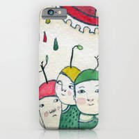 iPhone & iPod Case featuring Amis by Paola Zakimi