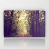 The Sound Of Fog Coming … Laptop & iPad Skin