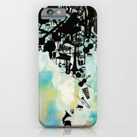 iPhone & iPod Case featuring Color of Music by Inspireuart