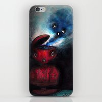 Inner Mysteries iPhone & iPod Skin