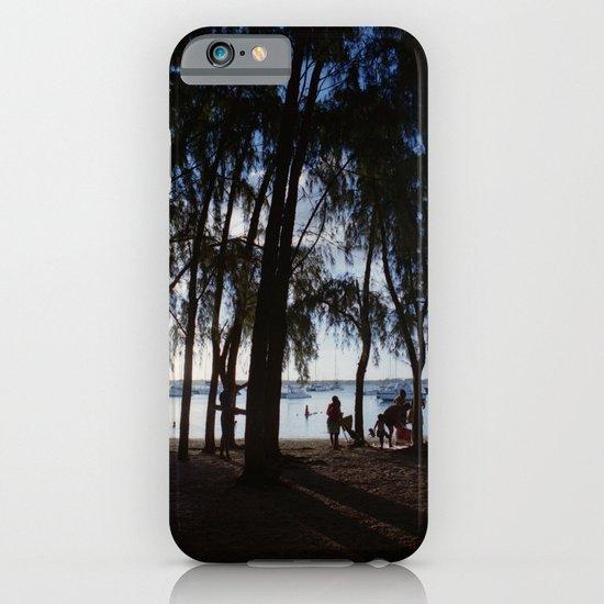 Last Ray of Sun iPhone & iPod Case