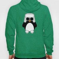 Winter Penguin Hoody