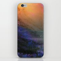 Ambient Galaxy iPhone & iPod Skin