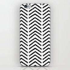Graphic_Black&White #4 iPhone & iPod Skin