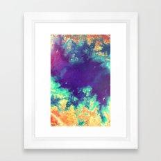 Earth - for iphone Framed Art Print