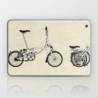 Brompton Bicycle Laptop & iPad Skin