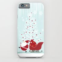 Happy Santa iPhone 6 Slim Case