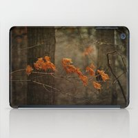 Late Autumn iPad Case