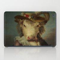 Cow #1 iPad Case