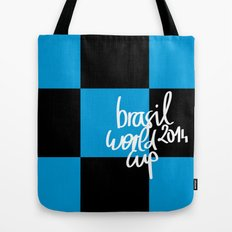 Brazil World Cup 2014 - Poster n°7 Tote Bag