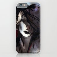 iPhone & iPod Case featuring Mystic Iron by Dnzsea