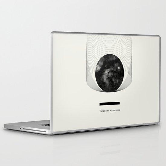 THE COSMIC WANDERERS  Laptop & iPad Skin
