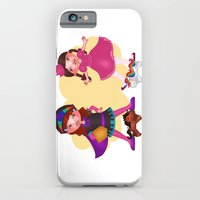 iPhone & iPod Case featuring Pretend Play by Cloud 9 Ink