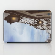 Lanterns & Streets of Paris iPad Case