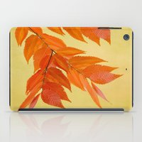 Fall mood iPad Case