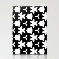 Weizigt Black & White Stationery Cards