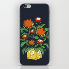Florem Ignis iPhone & iPod Skin