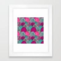 Colour Me Lovely Framed Art Print