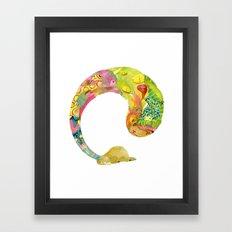 Alpaca Dream #1 Framed Art Print