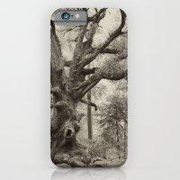Old Oak Dark  iPhone 6 Slim Case