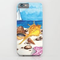 iPhone & iPod Case featuring Summer by GalaArt