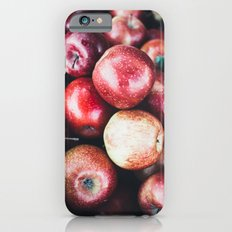 Red Apples iPhone 6 Slim Case