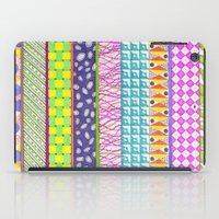 Colour Tangles iPad Case