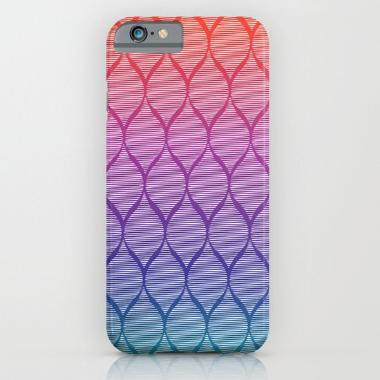 pattern fenced v4 iPhone & iPod Case