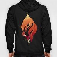 Fire Fox Hoody