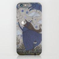 Violetta Dreaming iPhone 6 Slim Case