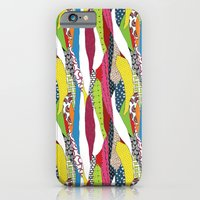 Patchwork Pattern iPhone 6 Slim Case