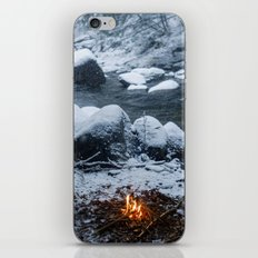 Vermont Winter iPhone & iPod Skin