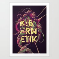 Kibernetik Art Print